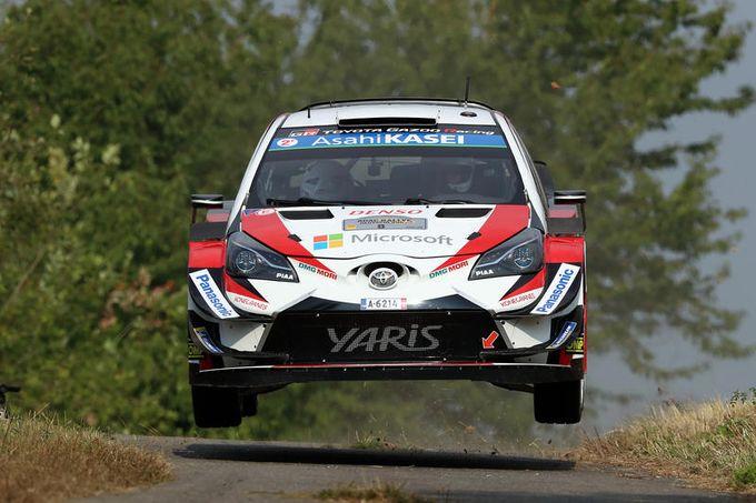 WRC | Rally di Germania, seconda tappa: Tanak controlla e va verso il trionfo, Ogier perde terreno