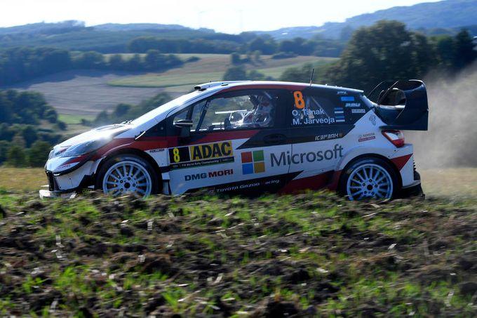 WRC   Ott Tanak trionfa al Rally di Germania, Neuville resta leader del Mondiale