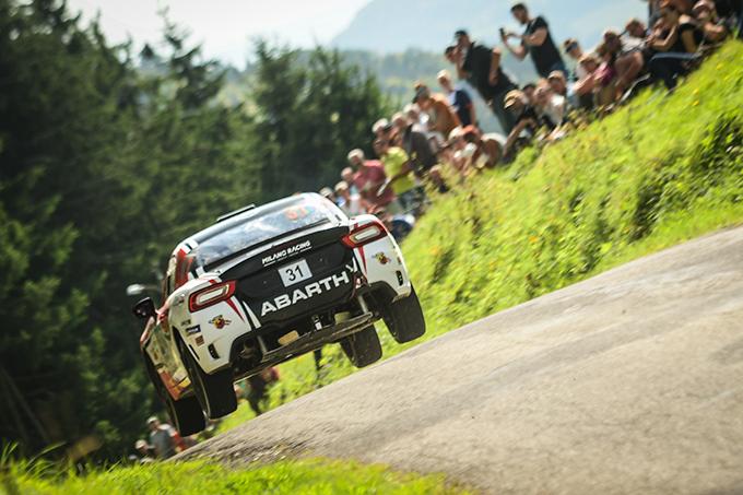 L'Abarth 124 Rally raggiunge quota trenta vittorie in questa stagione