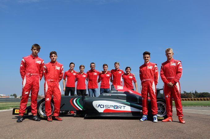 AciSport Camp, si è concluso lo stage rivolto ai giovanissimi piloti in collaborazione con la Ferrari Driver Academy