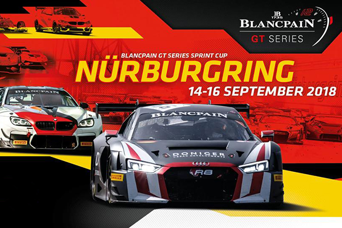 Blancpain | Nurburgring 2018: Anteprima e Orari del weekend