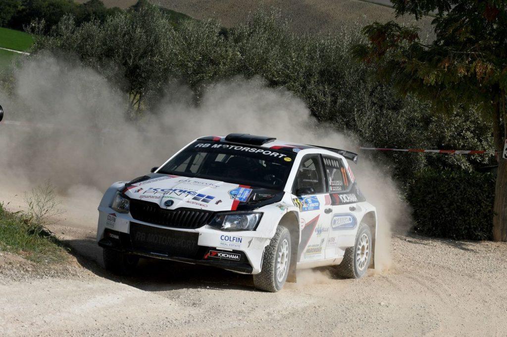 CIRT | Marchioro vince il Rally Adriatico e prova la fuga in campionato