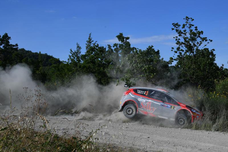 CIR | Voglia di riscatto per Ford Racing Italia al Rally Adriatico, ma sarà presente solo Crugnola