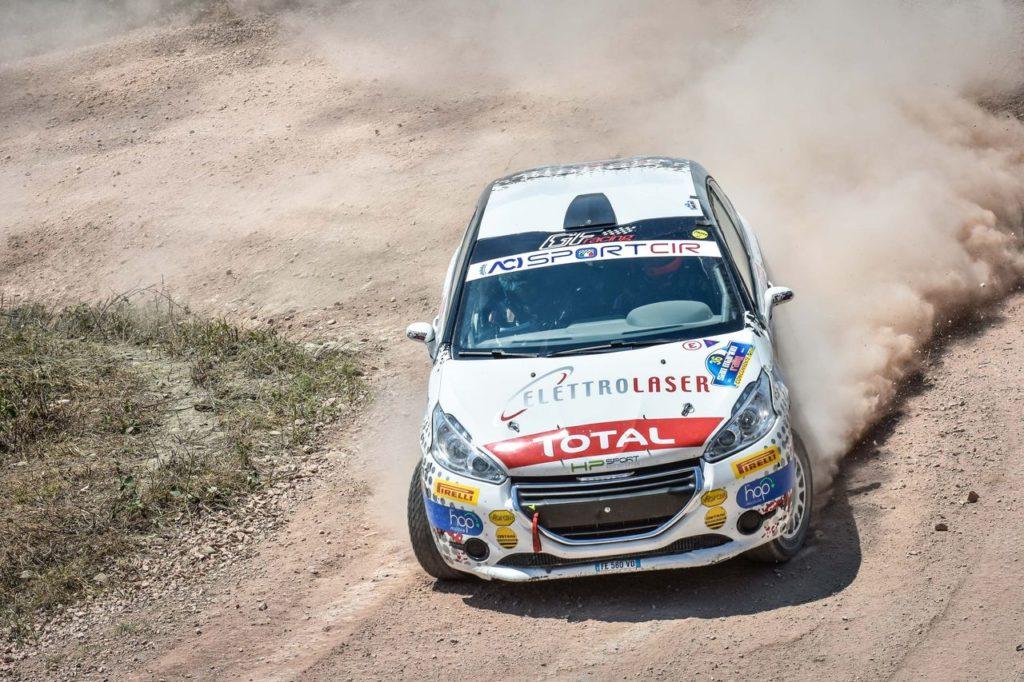 CIR | Peugeot Competition Top 208, al Rally Adriatico lotta a quattro per il titolo