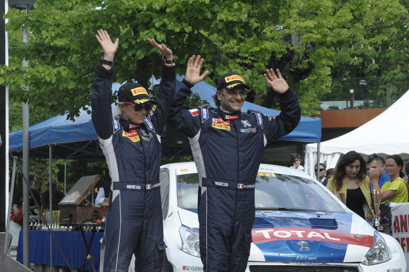 CIR | Peugeot ritrova la coppia Ucci-Ussi al Rally Adriatico [VIDEO]