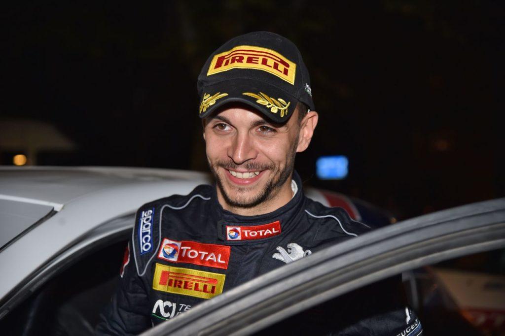 CIR | Al Rally Adriatico Peugeot gioisce con De Tommaso, campione Junior, e soffre con Andreucci