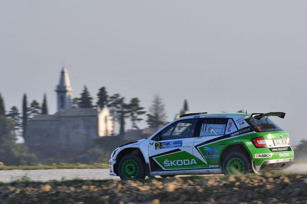 CIR | Scandola trionfa al Rally Adriatico e riapre il campionato
