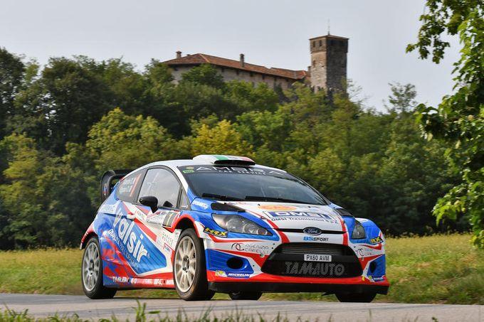 CIWRC | Albertini conquista un piovoso Rally del Friuli Venezia Giulia