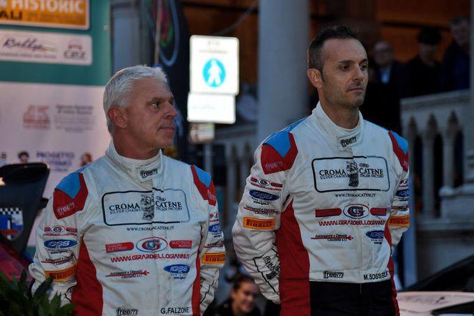 CIWRC | Rallye San Martino: vince Sossella, Albertini resta leader