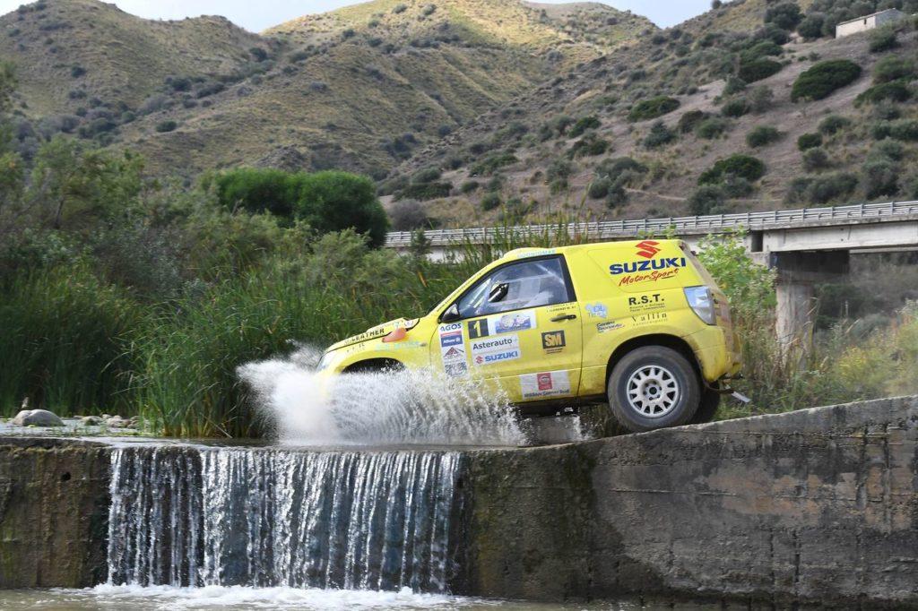 CI Cross Country | L'esperienza di Codecà trascina Suzuki alla vittoria nel Baja Terra del Sole