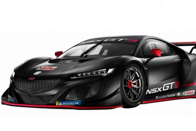 GT Open | A Monza l'esordio nella serie per la Honda NSX GT3 [FOTO]