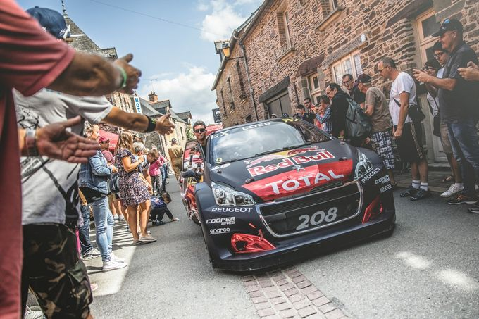 Rallycross | Peugeot decisa a mettere in Riga gli avversari al World RX in Lettonia
