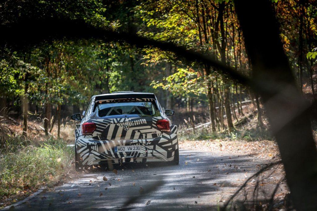 WRC | La Volkswagen Polo GTI R5 pronta al debutto al Rally di Spagna