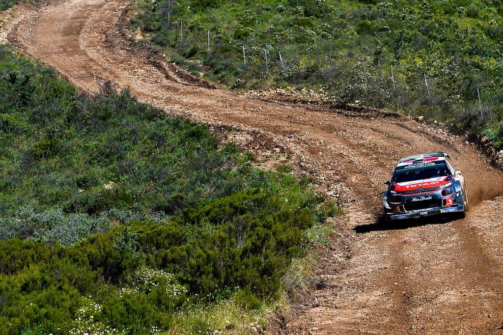 Citroen in cerca di riscatto al Rally di Turchia dopo il passo falso in Germania