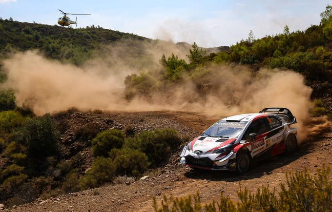 WRC | Rally di Turchia 2018, seconda giornata: succede di tutto. Tanak nuovo leader, ritiri eccellenti