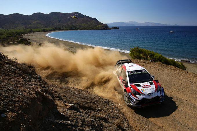 WRC | Doppietta Toyota al Rally di Turchia 2018, Tanak sfreccia nella lotta al titolo mondiale