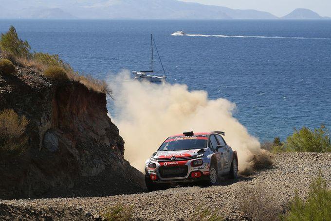 WRC | Citroen, che sofferenza al Rally di Turchia. Patiscono Breen ed Ostberg, spicca Tempestini