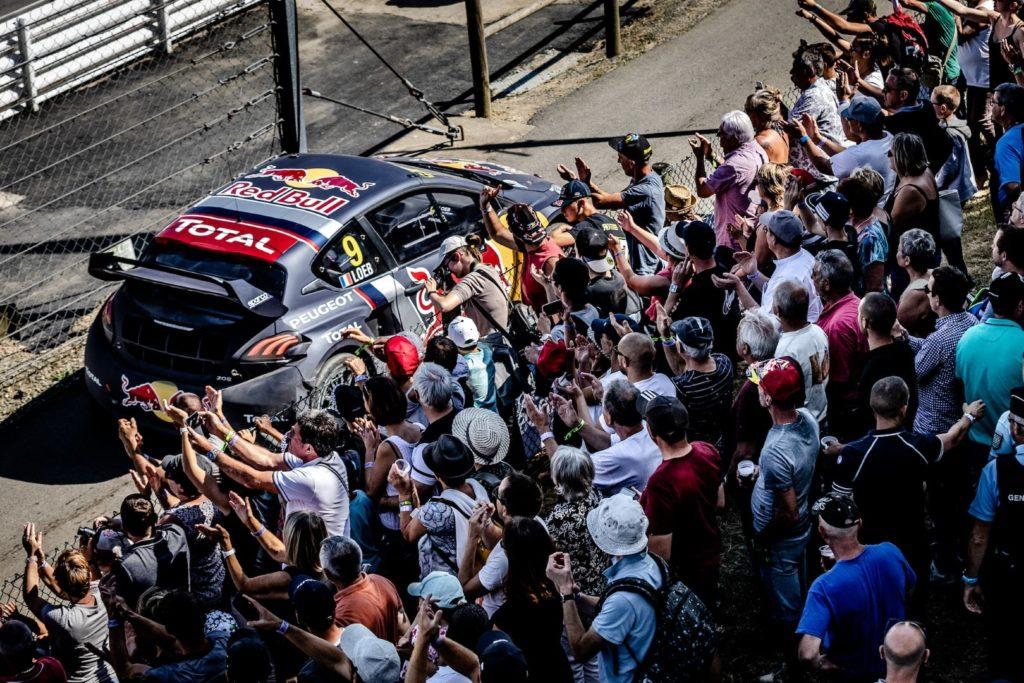 Rallycross | Peugeot beffata in Francia, Hansen e Loeb solamente quinto e sesto