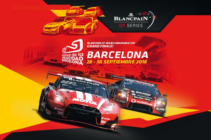 Blancpain | 3 Ore di Barcellona 2018: Anteprima e Orari del Weekend