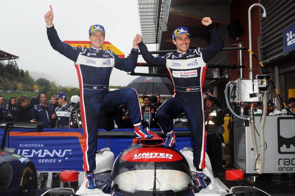 ELMS | Vince il diluvio, United Autosport fa sua la 4 Ore di Spa. G-Drive si prende il titolo