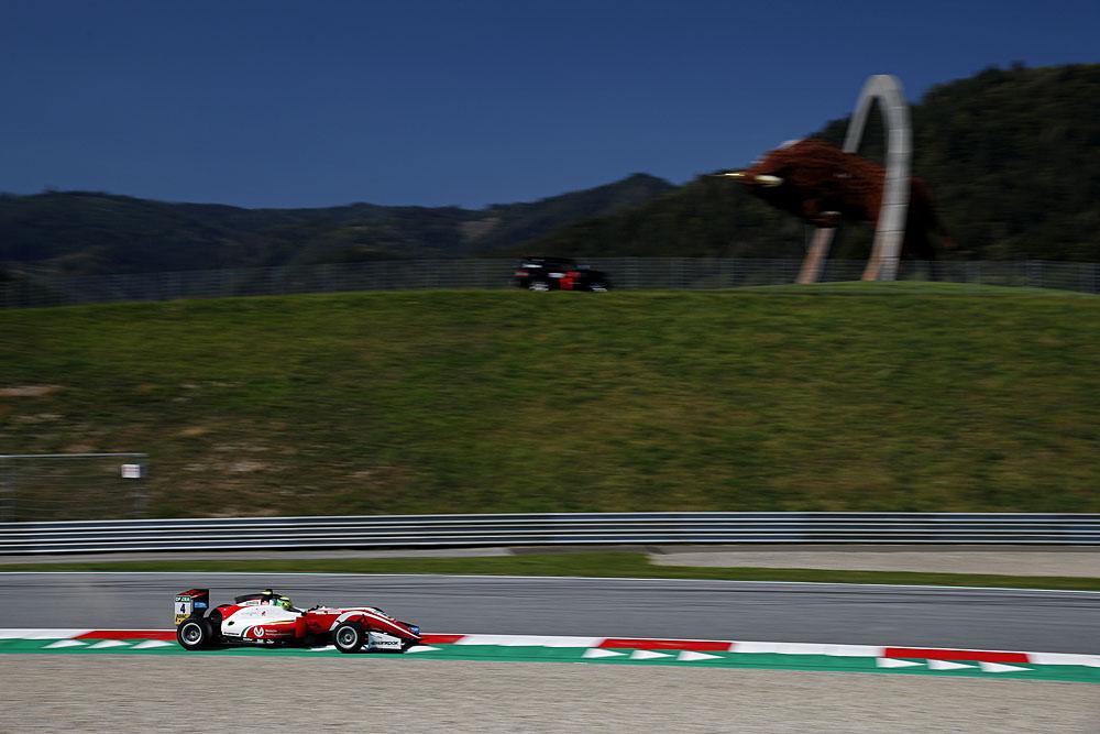 FIA F3 | Schumacher domina a Spielberg e si porta al comando