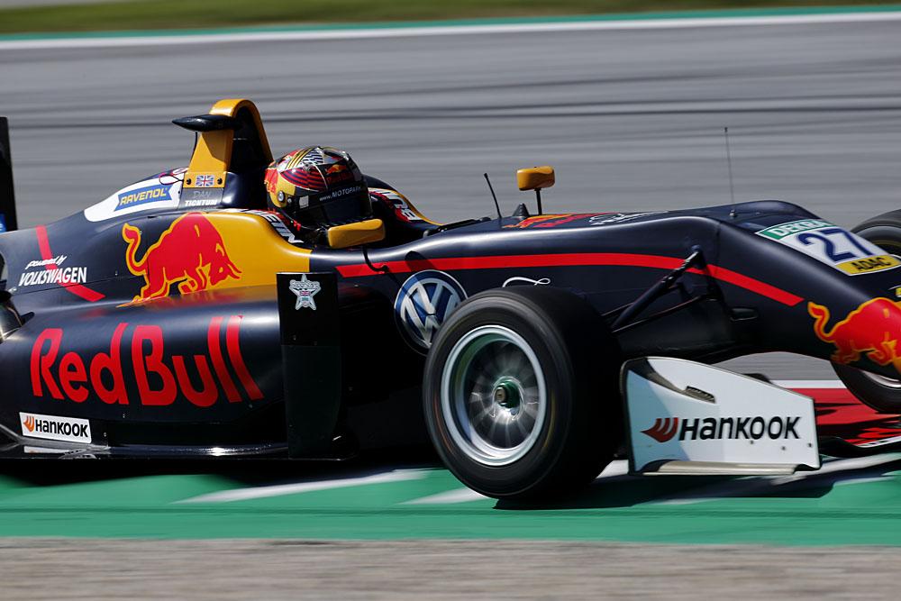 FIA F3 | Ticktum lancia dei dubbi sulle prestazioni di Schumacher