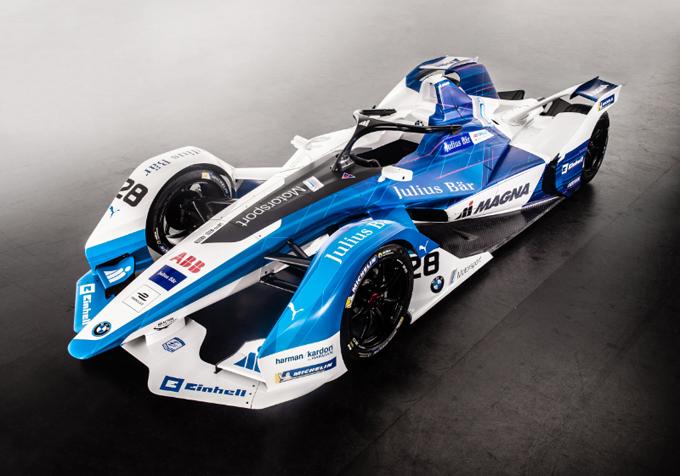 Formula E | Presentato a Monaco il team BMW i Andretti Motorsport