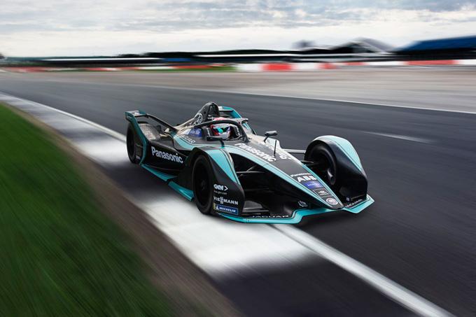 Formula E | Panasonic Jaguar Racing presenta la monoposto per la quinta stagione