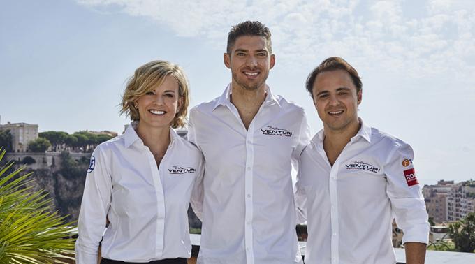 Formula E | Edoardo Mortara affianca Felipe Massa in Venturi