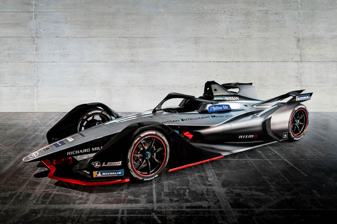 Formula E | Nissan acquista una quota del team e.dams