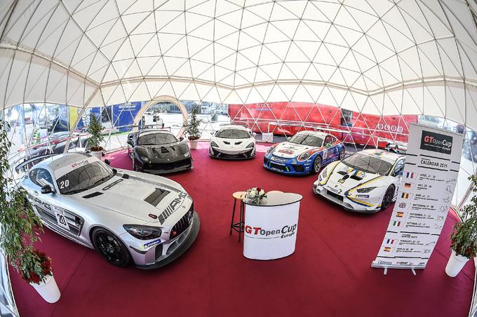 Presentata a Monza la nuova GT Open Cup