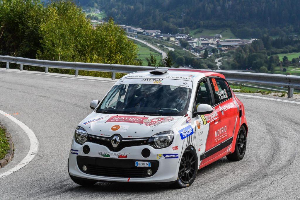 Trofei Renault Rally | Altra vittoria di Ferrarotti a San Martino di Castrozza