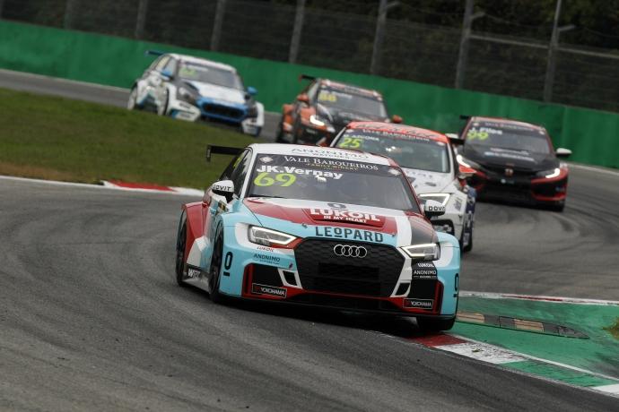TCR Europe | Vernay cala la doppietta a Monza, Azcona recupera la testa del campionato
