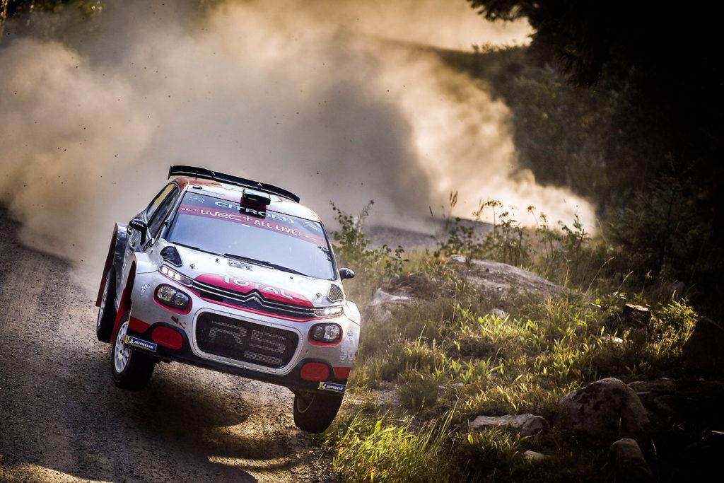 WRC2 | Citroen pronta ad affrontare la nebbia del Rally del Galles