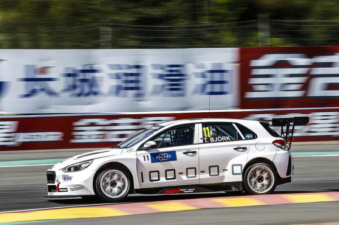 WTCR | Muller e Bjork conquistano Gara 2 e Gara 3 a Ningbo, ma Tarquini torna leader