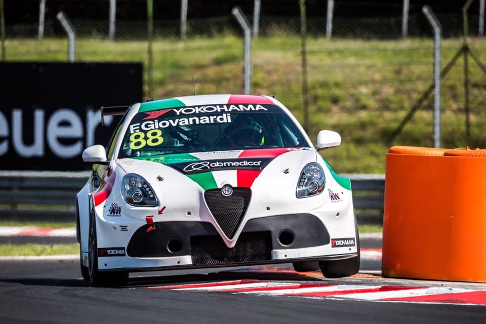 WTCR | Giovanardi e Romeo Ferraris si dividono, arriva Ferrara