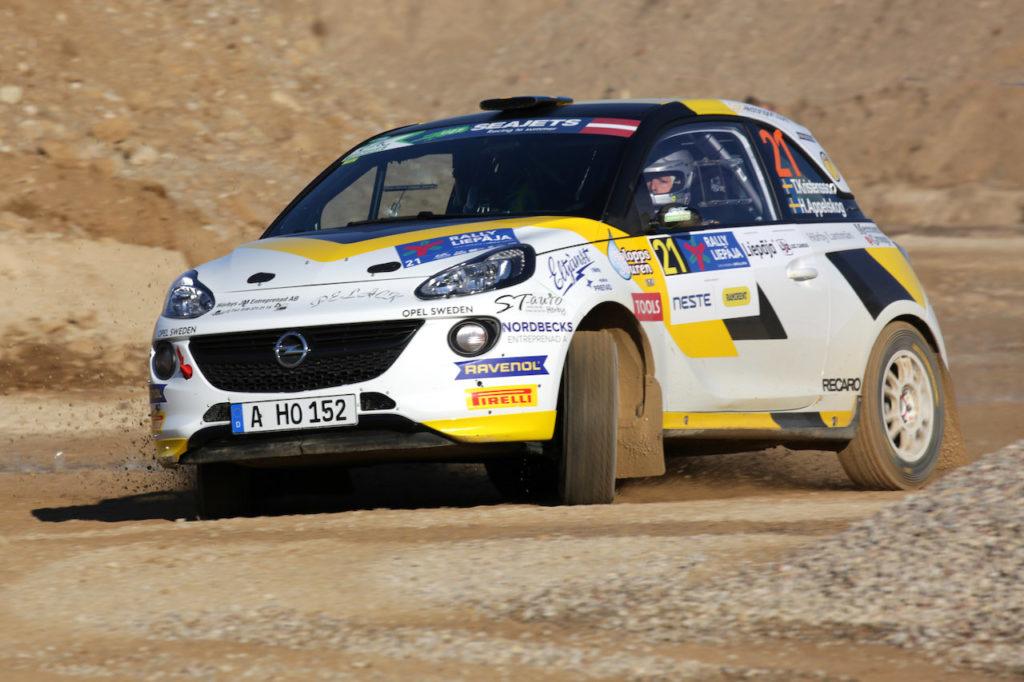 Opel, la stagione rally 2018 si chiude con grandi soddisfazioni