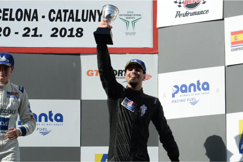 Euroformula Open | Festante a podio tra i rookie al termine della stagione