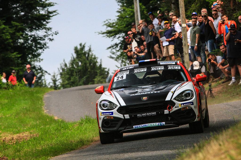 Abarth | In Spagna la 124 Rally cerca il titolo, altri impegni in Svizzera e Germania