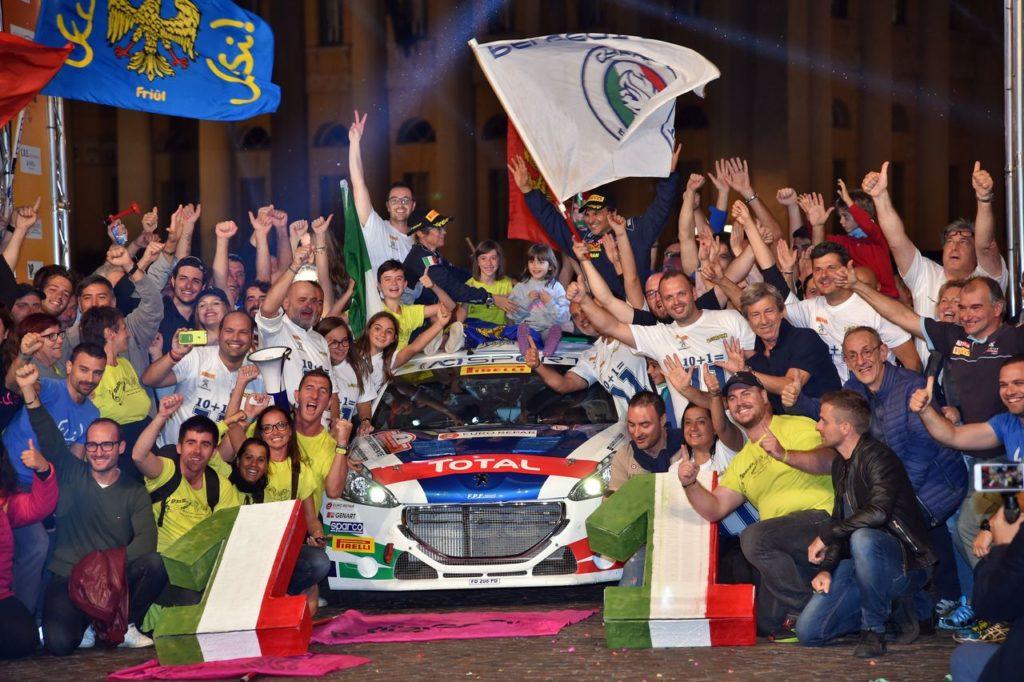 CIR | Rossetti vince il Rally Due Valli, Andreucci ed Andreussi campioni italiani per l'undicesima volta