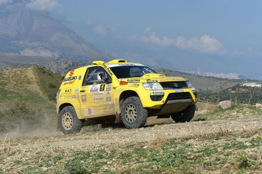 CI Cross Country | Al Baja Nido dell'Aquila Suzuki riporta il suo dream team