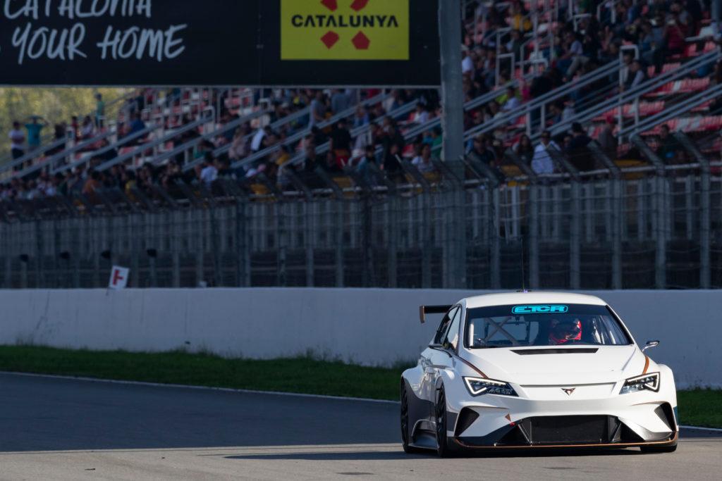 ETCR | CUPRA pronta per la serie elettrica con la nuova e-Racer