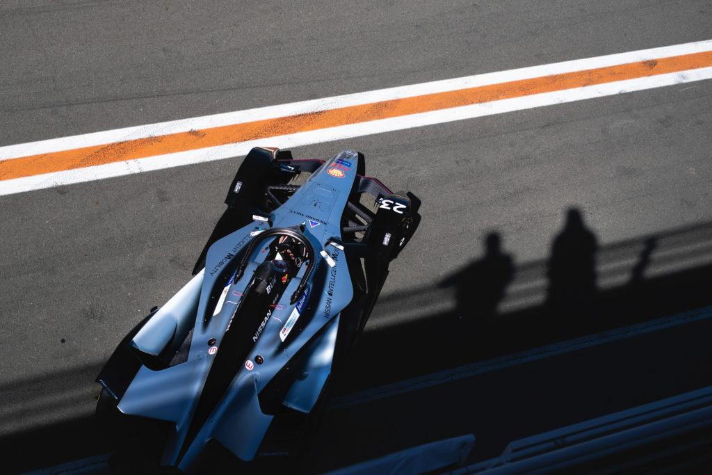 Formula E | Nissan e.dams e Buemi tra i più veloci a Valencia