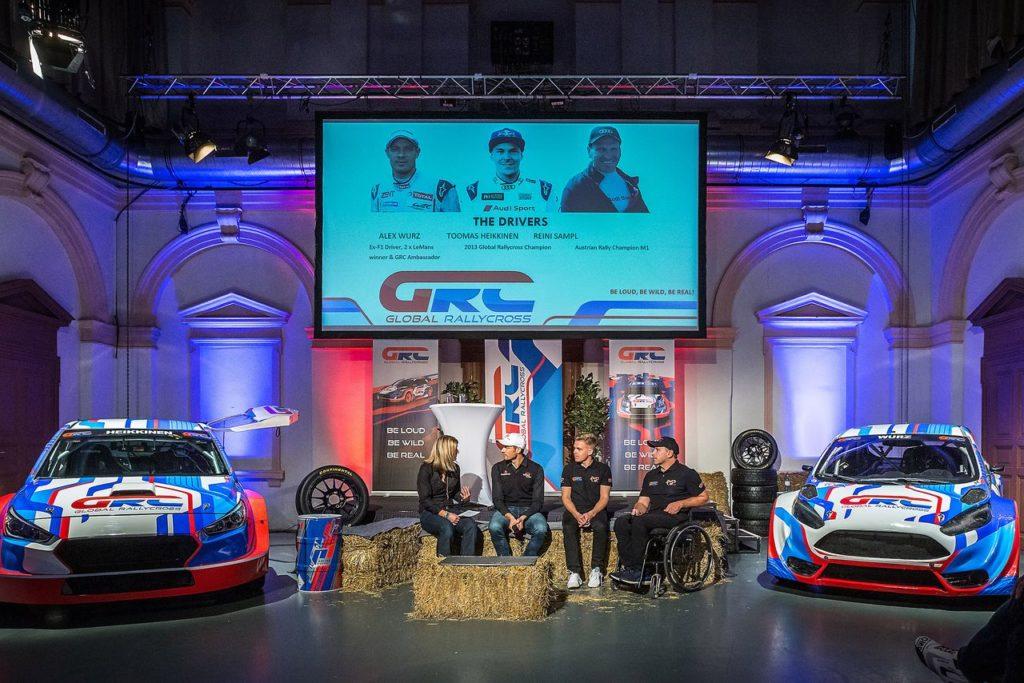 Nasce il Global Rallycross Challenge Europe: la prima stagione al via nel 2019