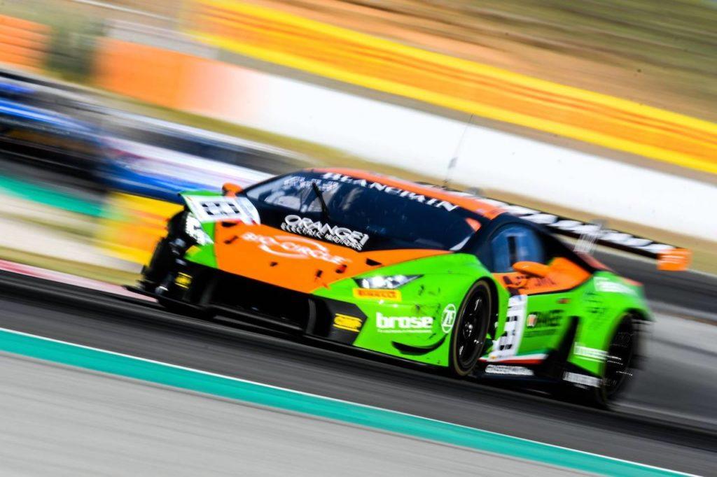 Blancpain | Terzo posto finale per Orange1 Racing nella Sprint Cup