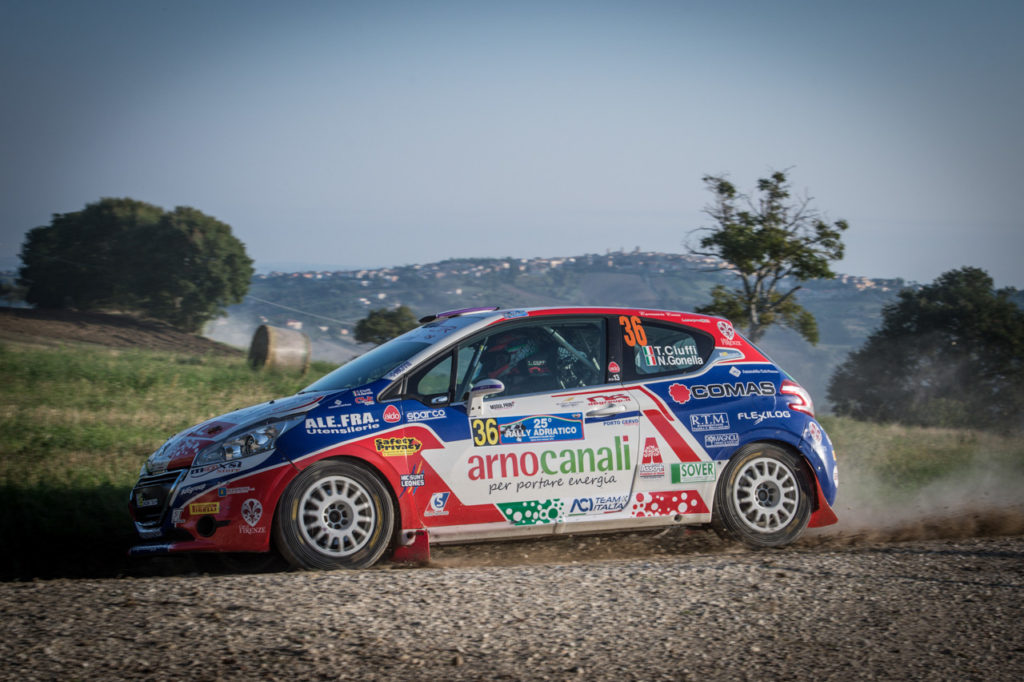 Peugeot Competition | Sfida finale del TOP 2018 tra Ciuffi e Mazzocchi al Rally Due Valli