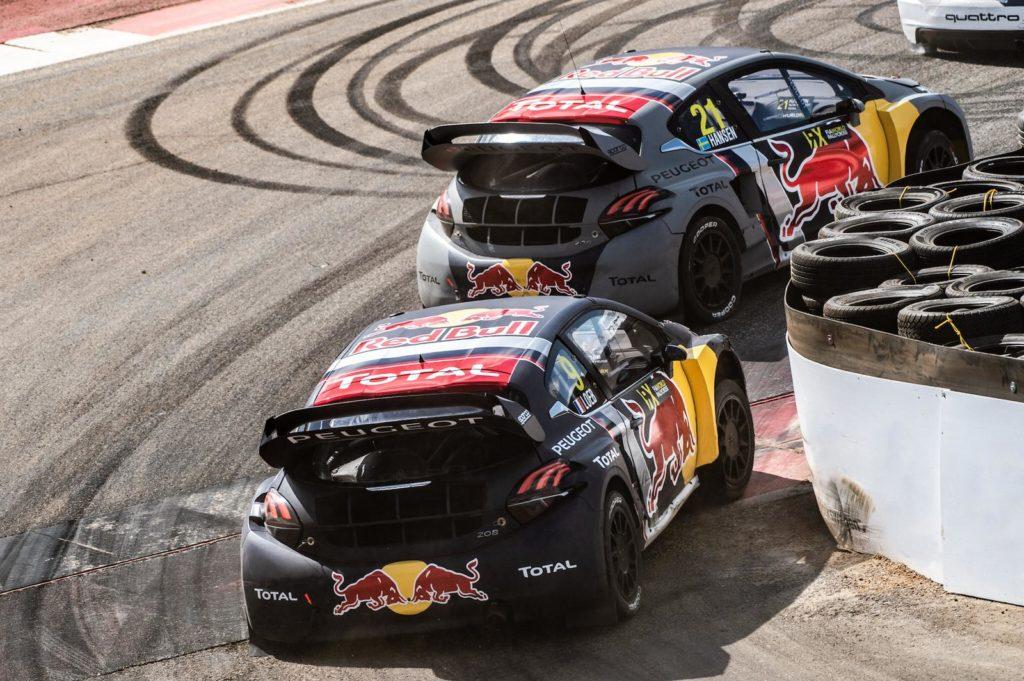 Rallycross | Peugeot non al massimo nel rodeo texano di Austin