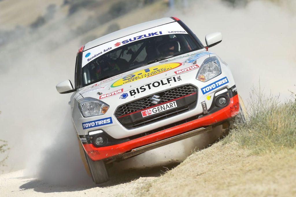 Suzuki Rally Trophy | Al Rally Due Valli 2018 l'atto finale