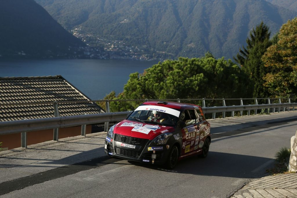 Suzuki Rally Cup | Si chiude al Trofeo ACI Como con la main card Peloso contro Pellé