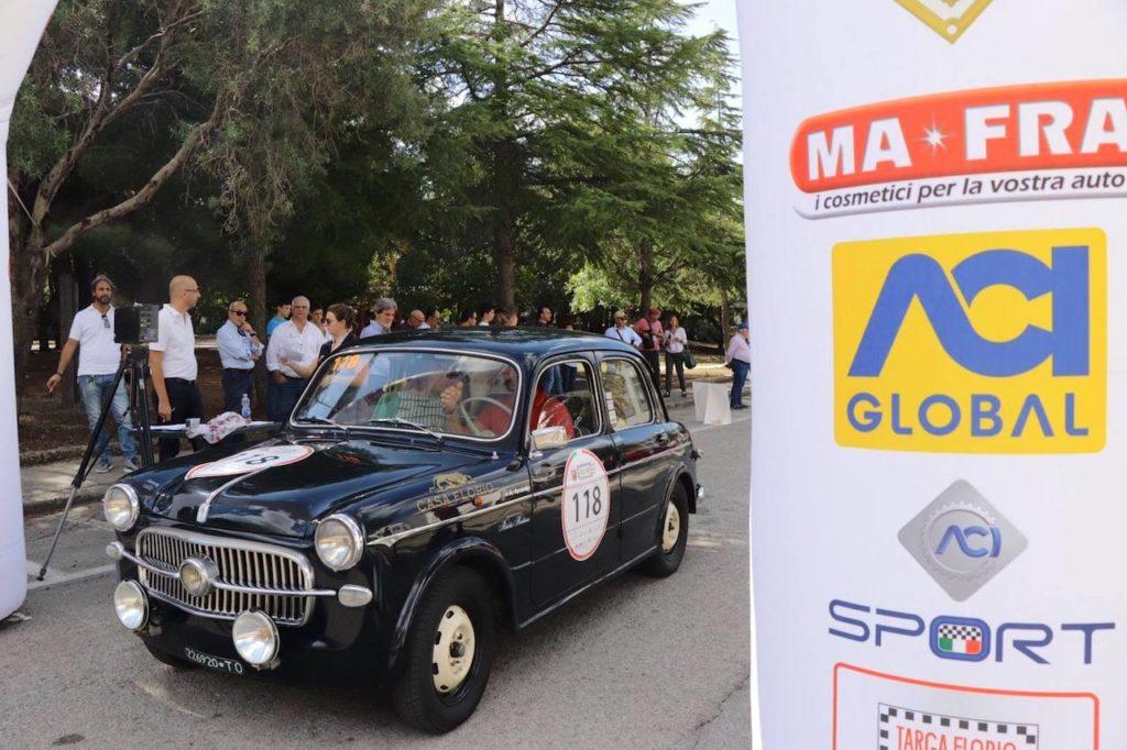 Targa Florio Classica 2018, risultati e vincitori della terza giornata